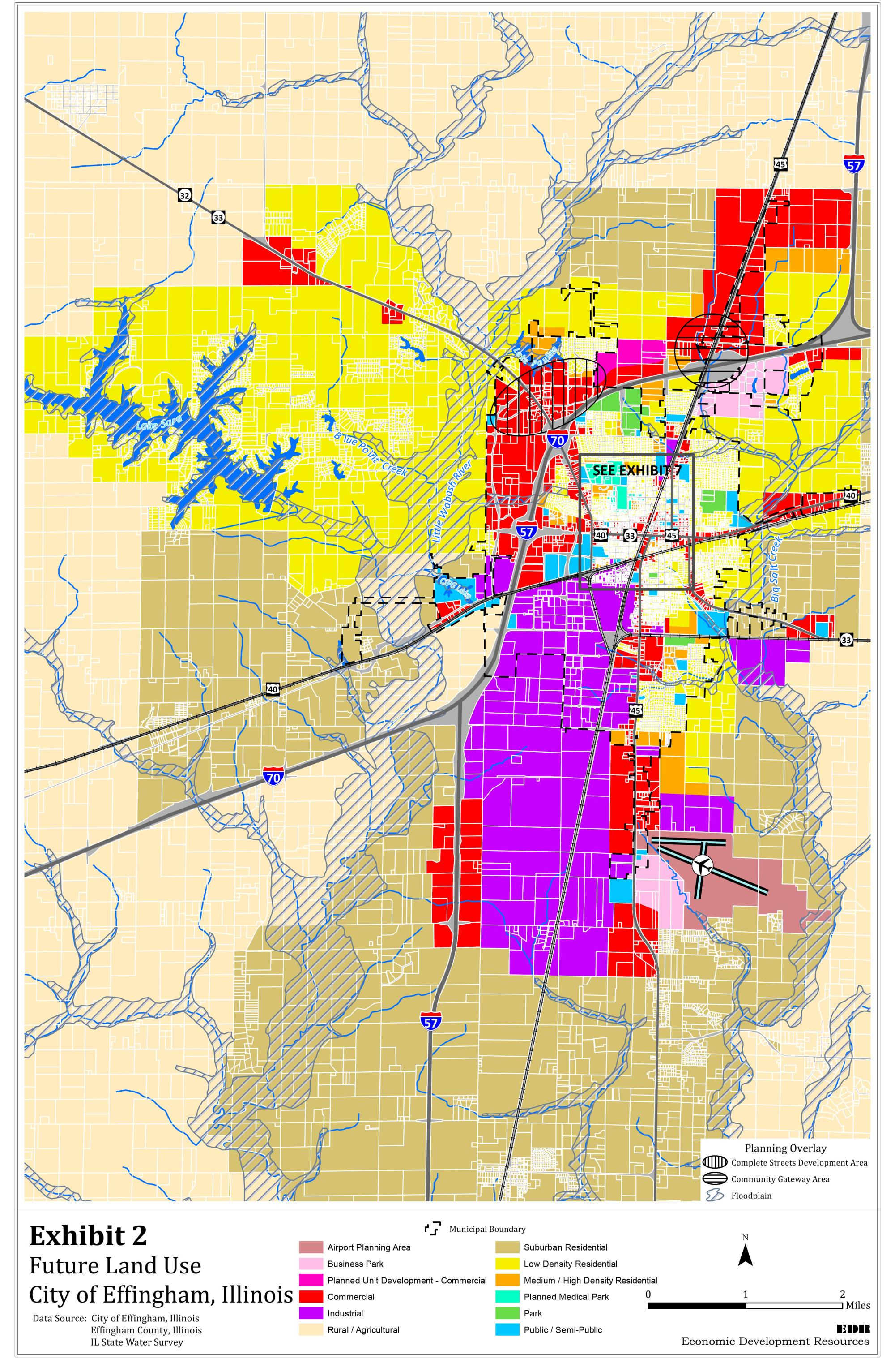 Maps | City of Effingham Il Road Map With Cities on il counties and cities, il zip code map, il highway map, illinois cities, il county map, il state map, il hwy map,